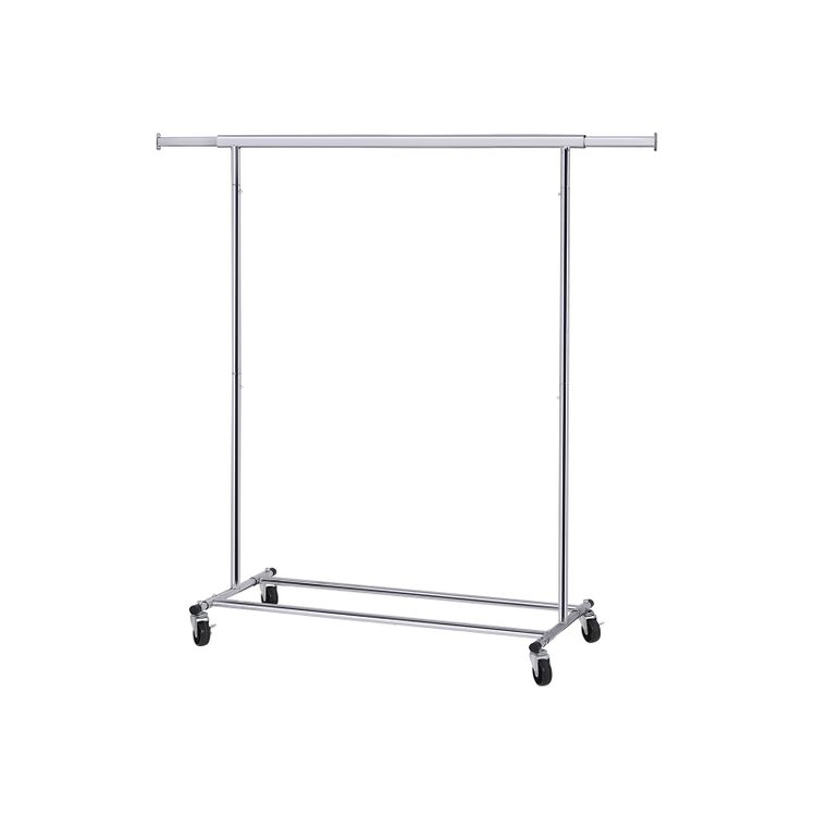 Clothes Rack with Shelf