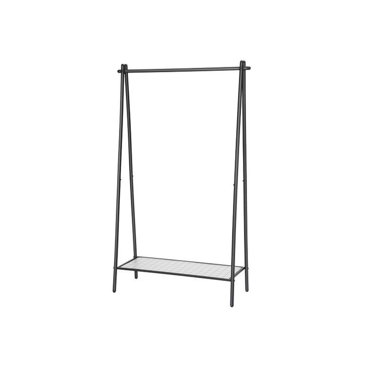 Iron Structure Garment Rack