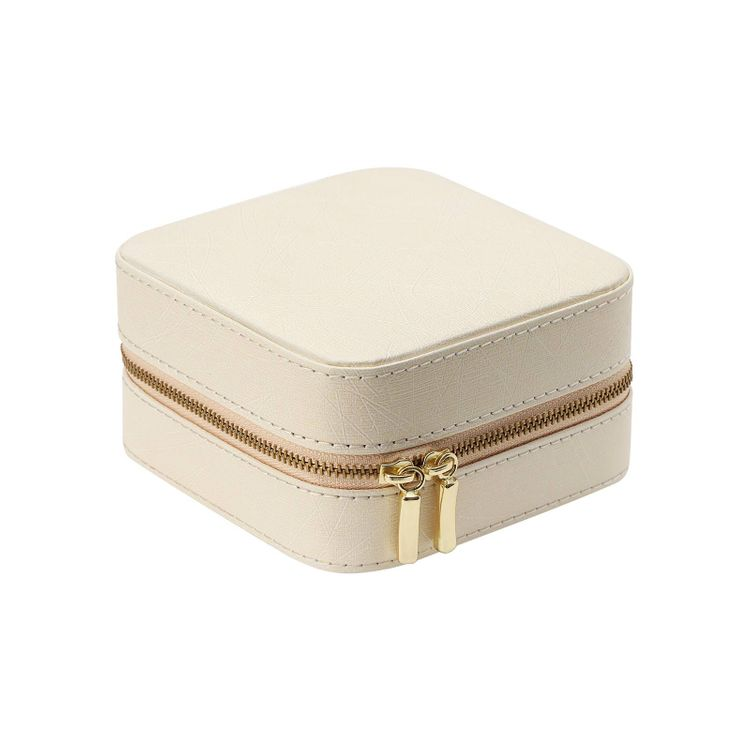 Small Portable Jewelry Box