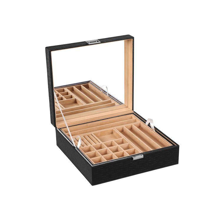 2-Layer Jewelry Box