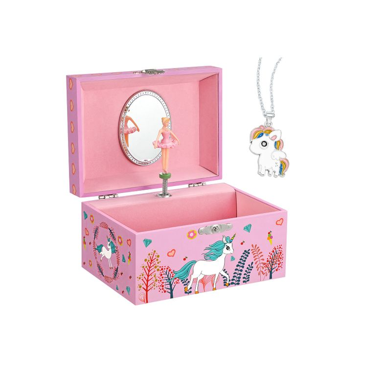 Spacious Compartment Jewelry Box
