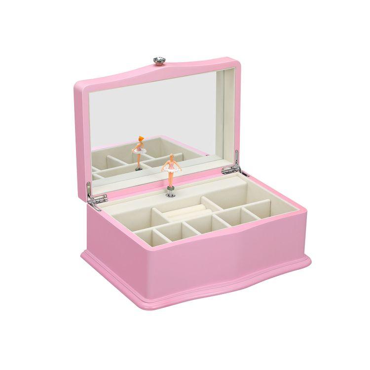 Girls Musical Jewelry Box