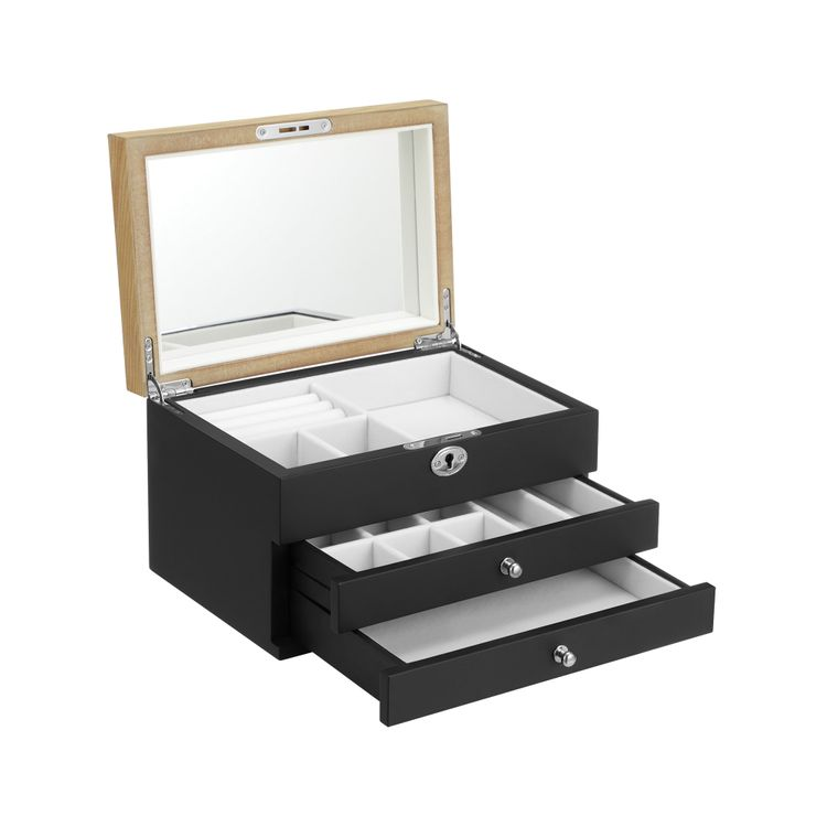 Velvet Lining Jewelry Box
