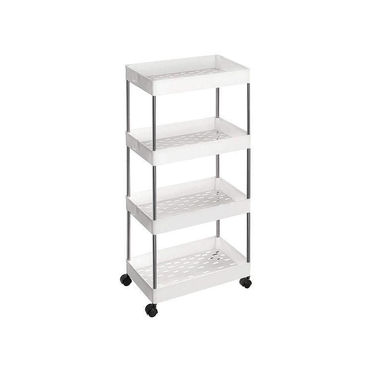 4-Tier Storage Cart