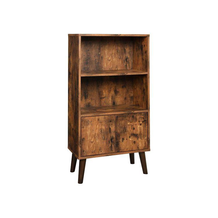 Retro 2-Tier Bookcase