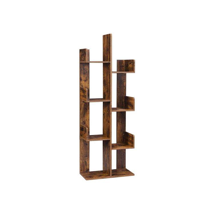 8 Storage Shelves Bookcase