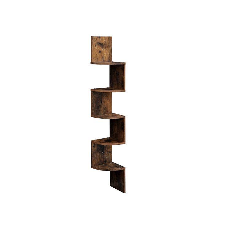 5-Tier Wall Shelf