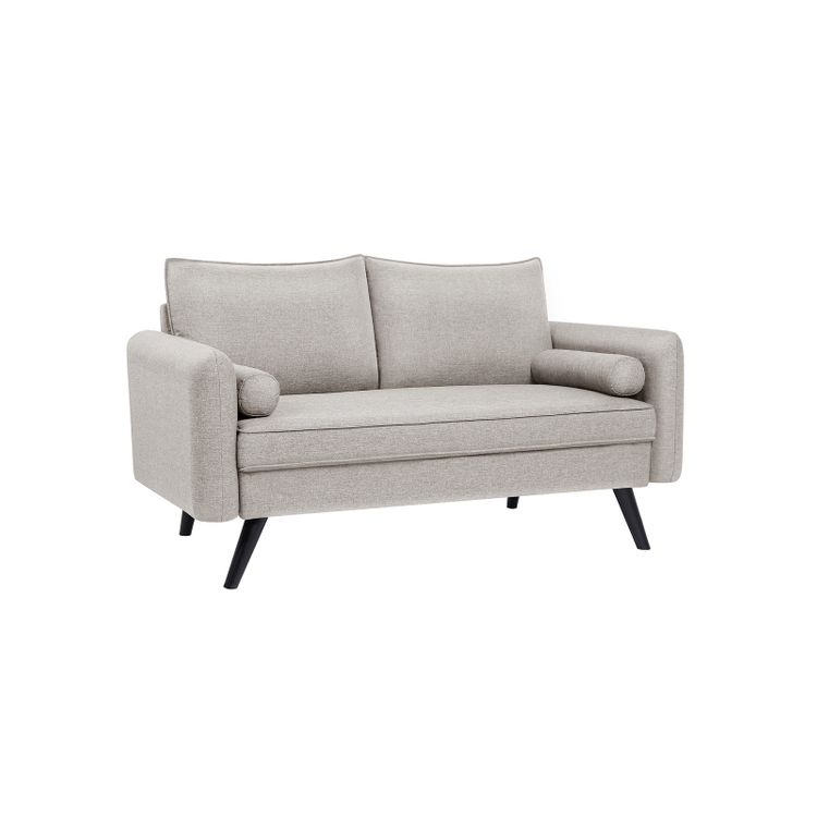 Linen-Look Surface Sofa