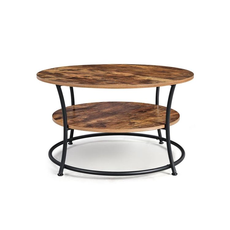 2 Layers Coffee Table
