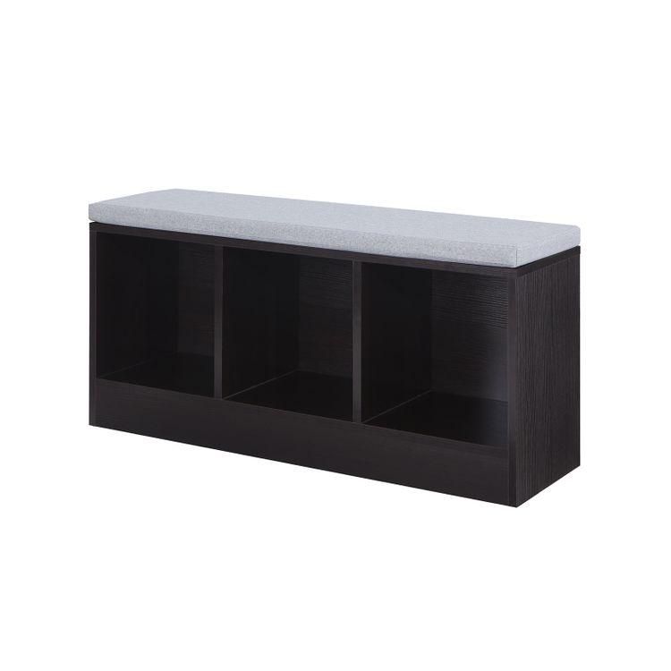3 Cubes Storage Bench