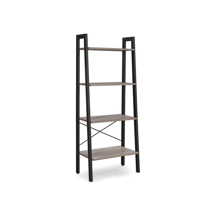 4 Tiers Standing Bookcase