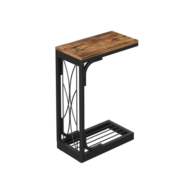 Industrial Snack Table