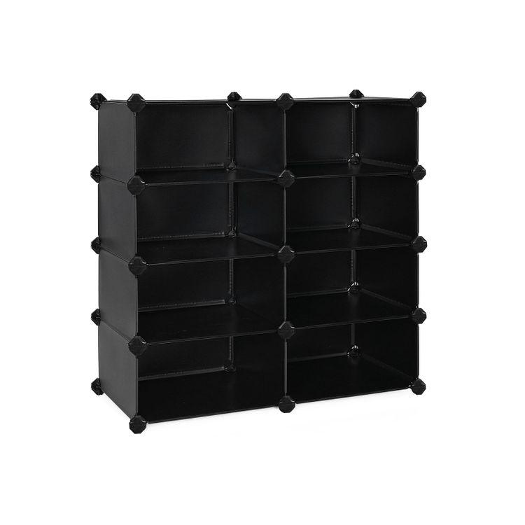 8 Cubes Shoe Rack