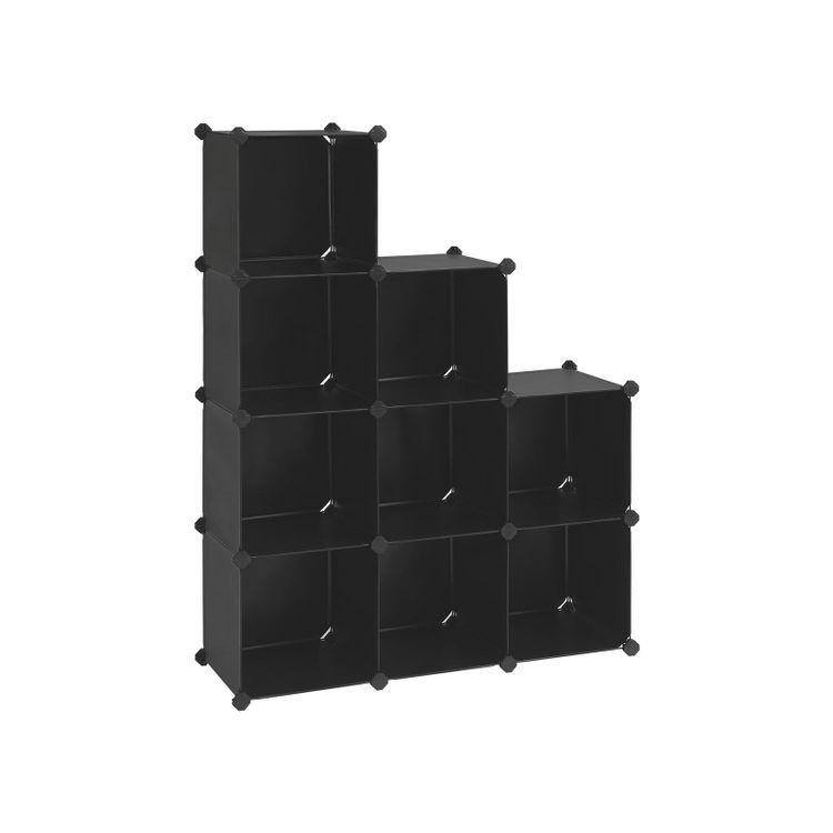 9 Cubes Closet Shelves