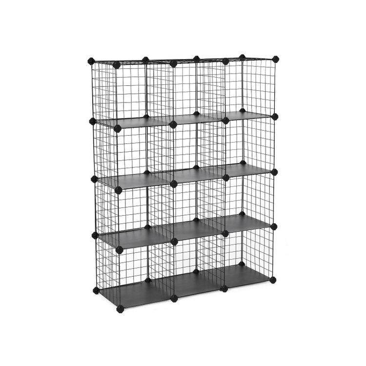 Metal Wire Storage Cube