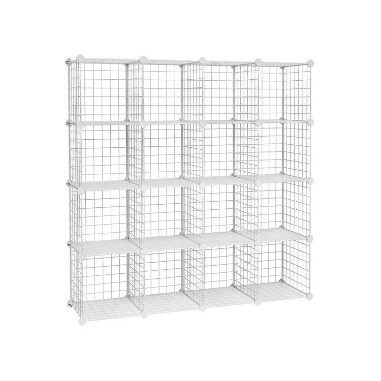 16 Cubes Oranizer