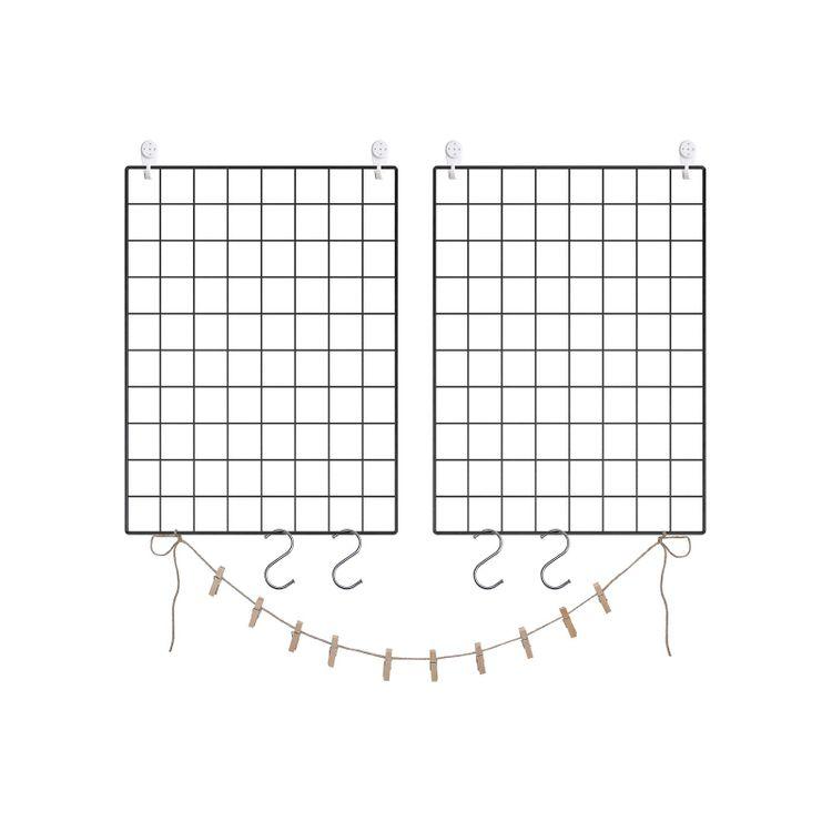 Grid Photo Wall