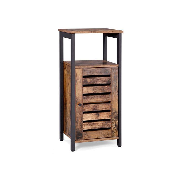 Small Industrial Floor Standing Storage Cabinet