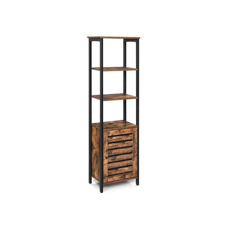 4 Tier Tall Cabinet
