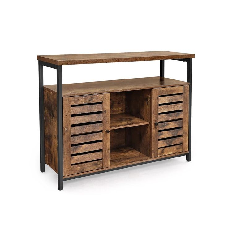 Storage Cabinet with Cupboard