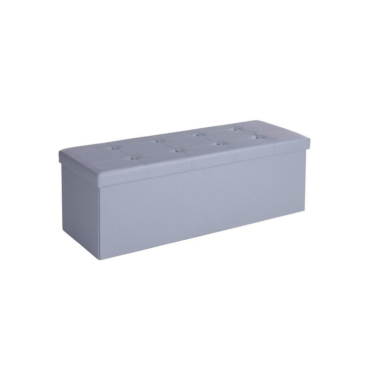 43 Inches Storage Ottoman