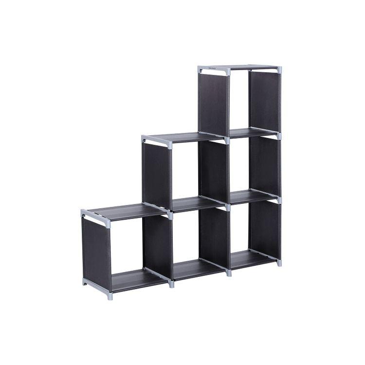 3 Tiers Storage Cube