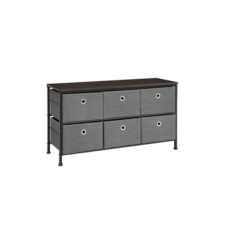 2-Tier Closet Dresser