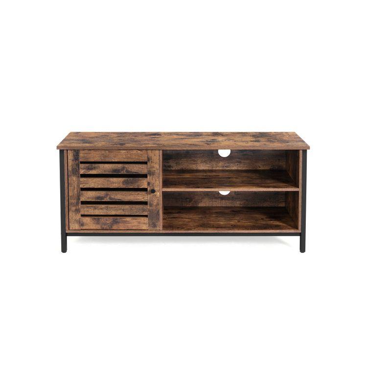 2 Shelves TV Cabinet