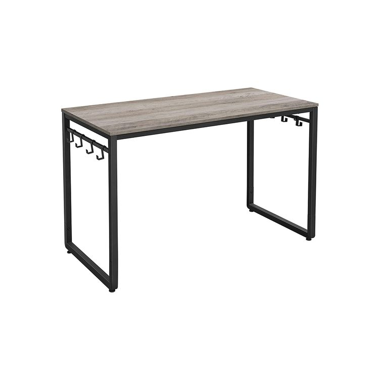 47.2'' Greige Computer Desk