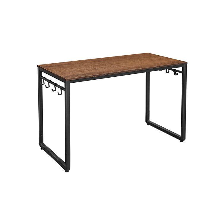 Walnut Brown Writing Desk