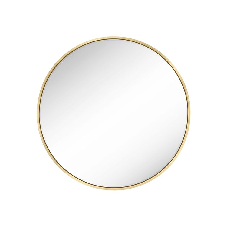 24-Inch Diameter Mirror
