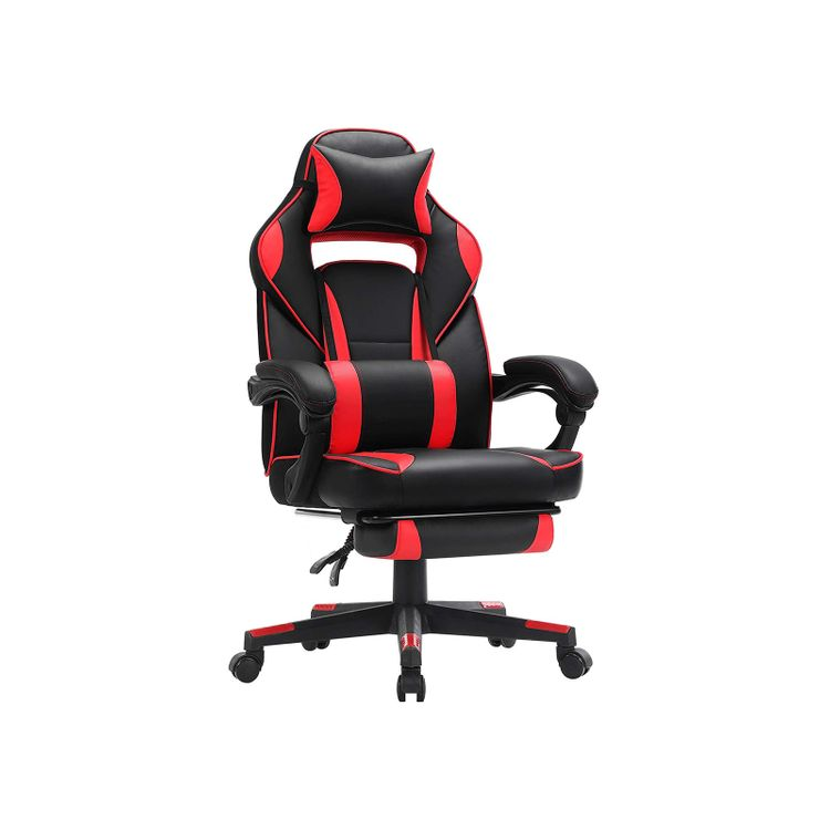 Racing Gaming Chair Black and Red