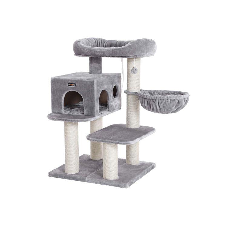 Basket Lounger Cat Condo