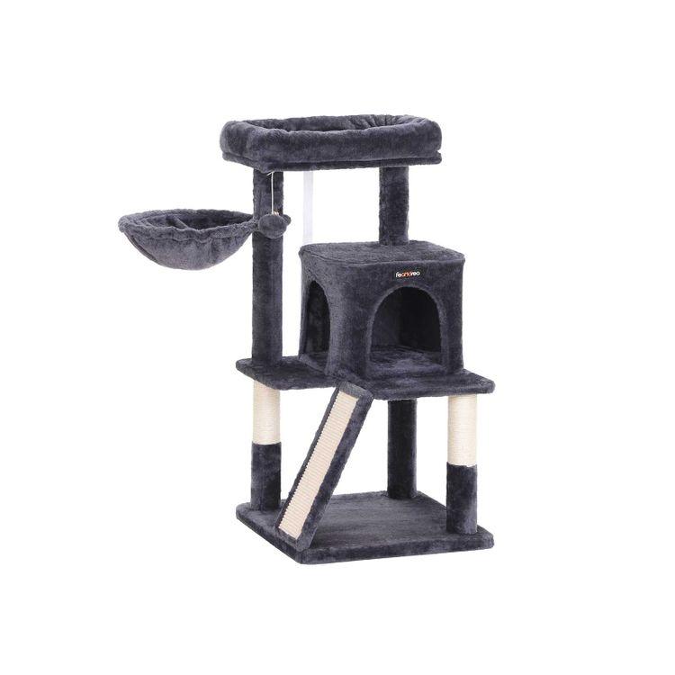 Side Basket Cat Tree