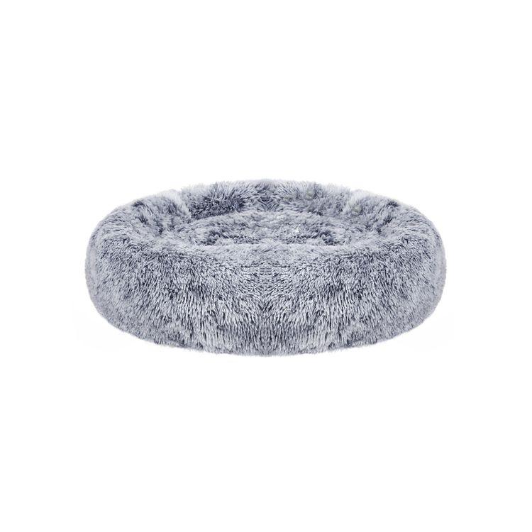 Donut-Shaped Dog Bed