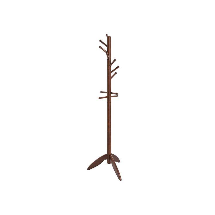 11 Hooks Coat Rack
