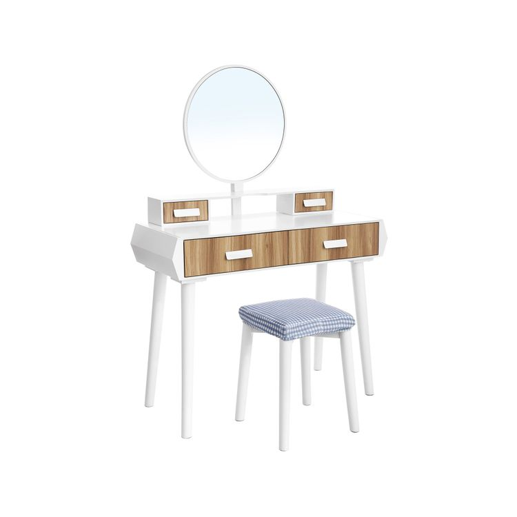 Large Tabletop Vanity Table