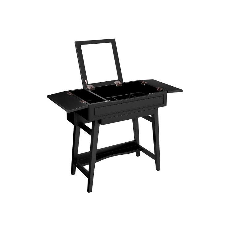 Hidden Storage Vanity Table