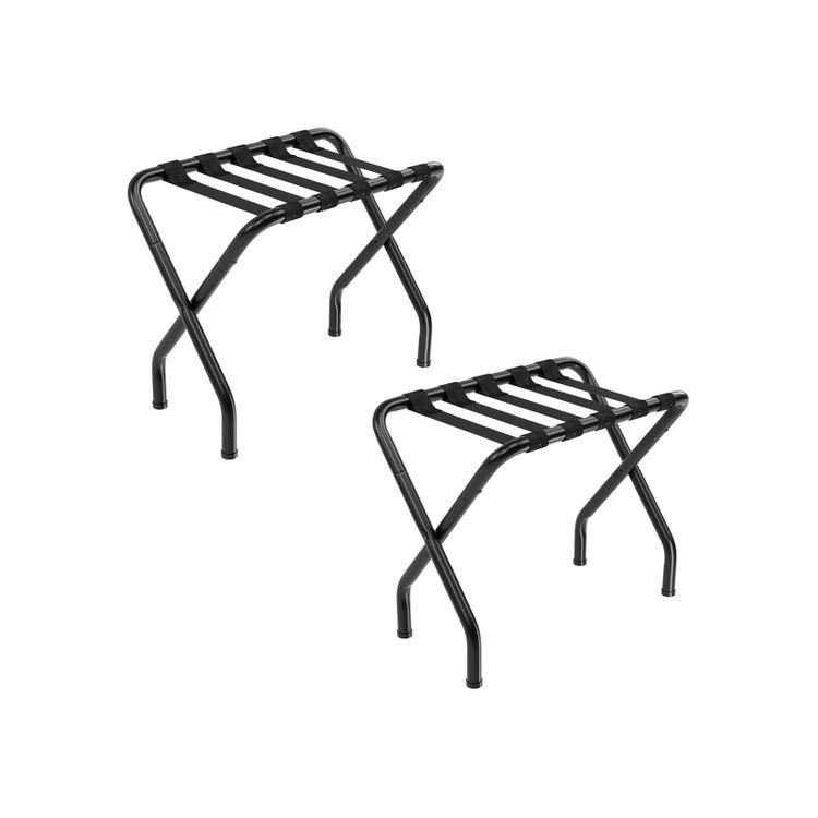 Metal Folding Luggage Rack