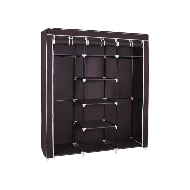 Double Rod Wardrobe