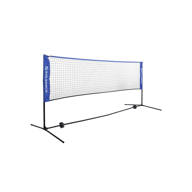 Blue Tennis Net