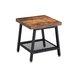2 Tiers Side Table