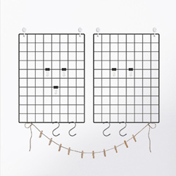 Grid Photo Wall