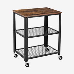 3-Tier Kitchen Cart Trolley