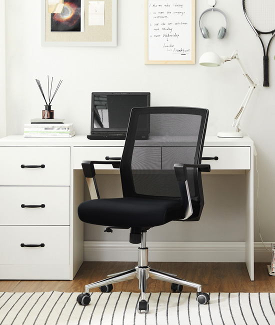 home office furniture sales banner