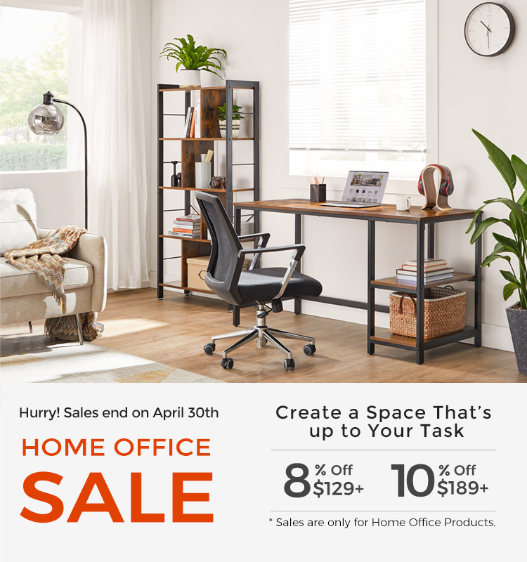 Home Office Sale Index Banner