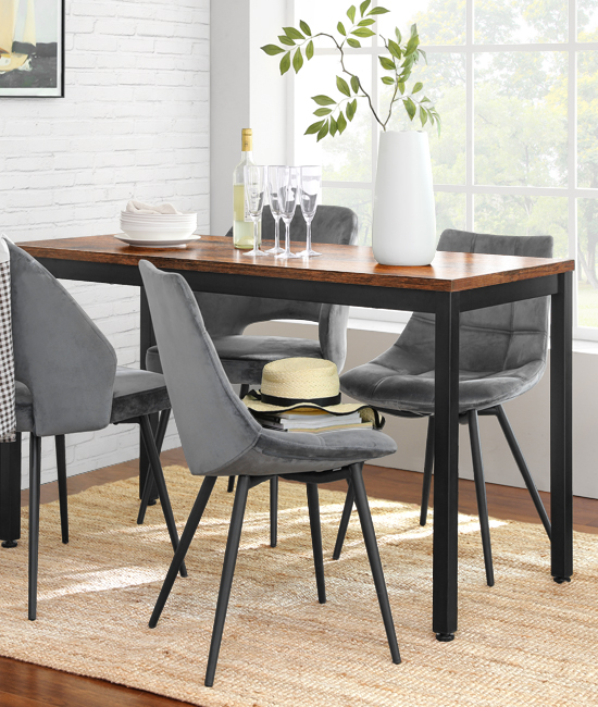 kitchen dining room furniture sales banner