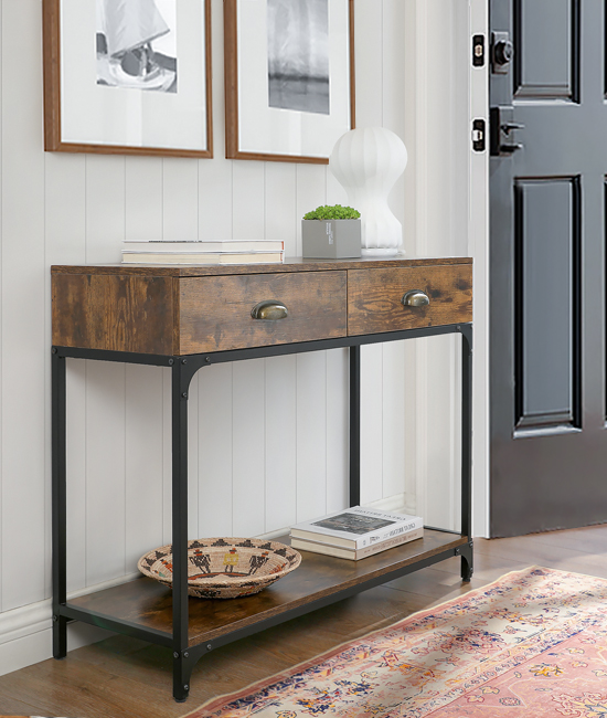 entryway furniture sales banner