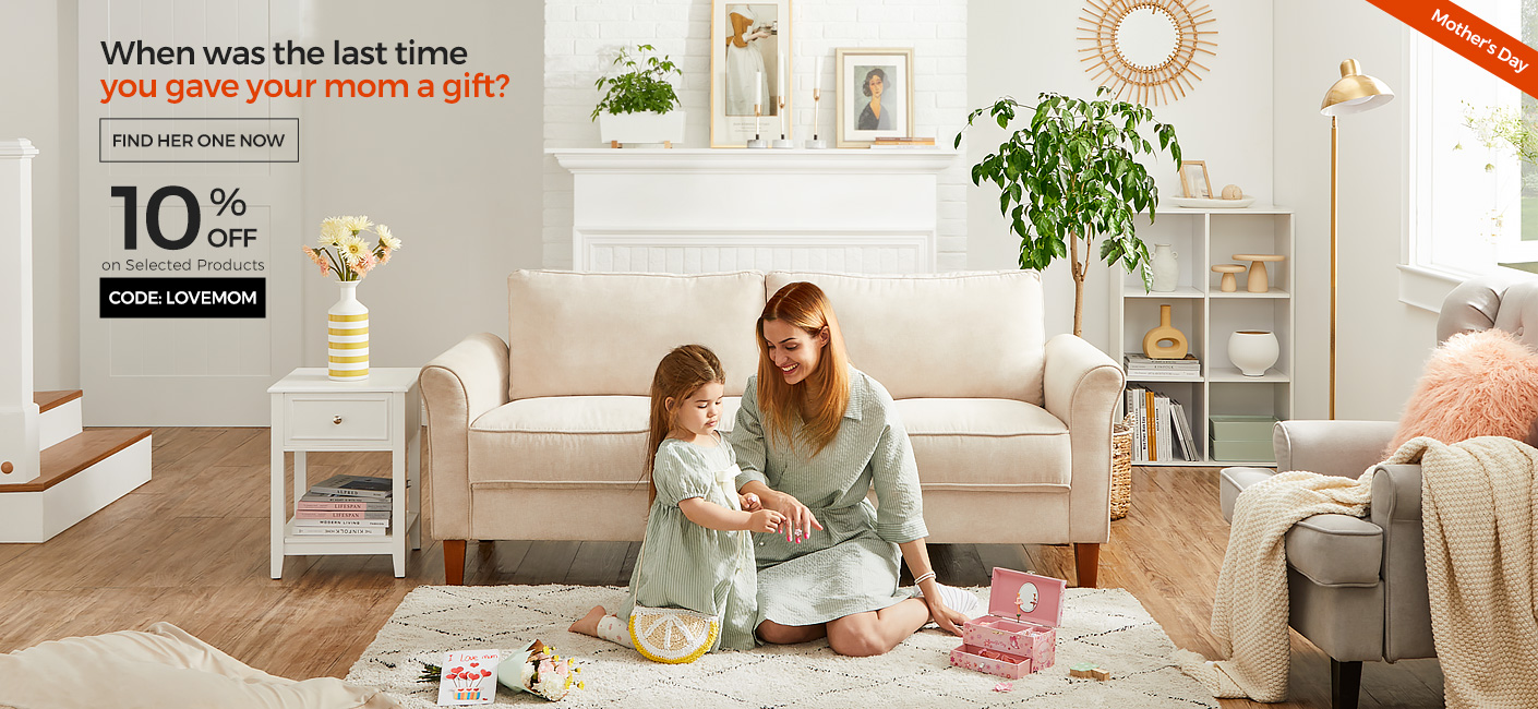 Mother's Day Sale Index Banner