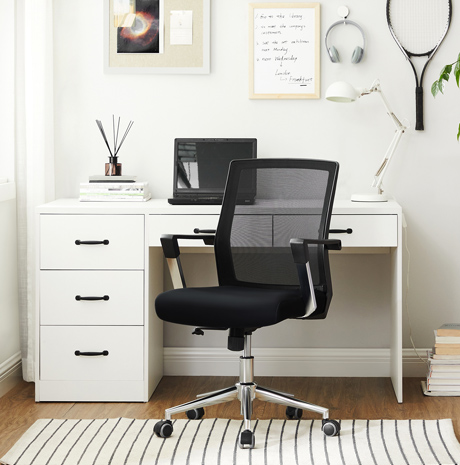 home office furniture supplies sale banner